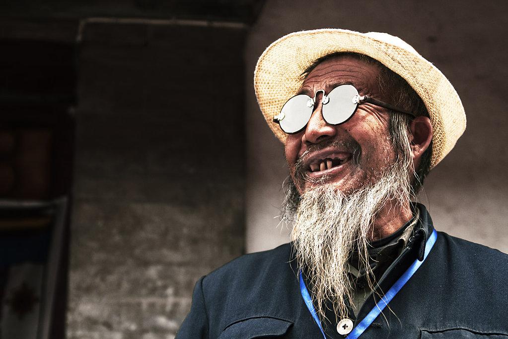 John, China