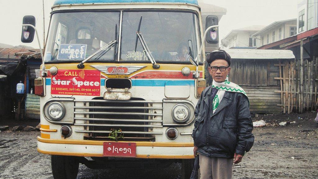 Driver, Burma