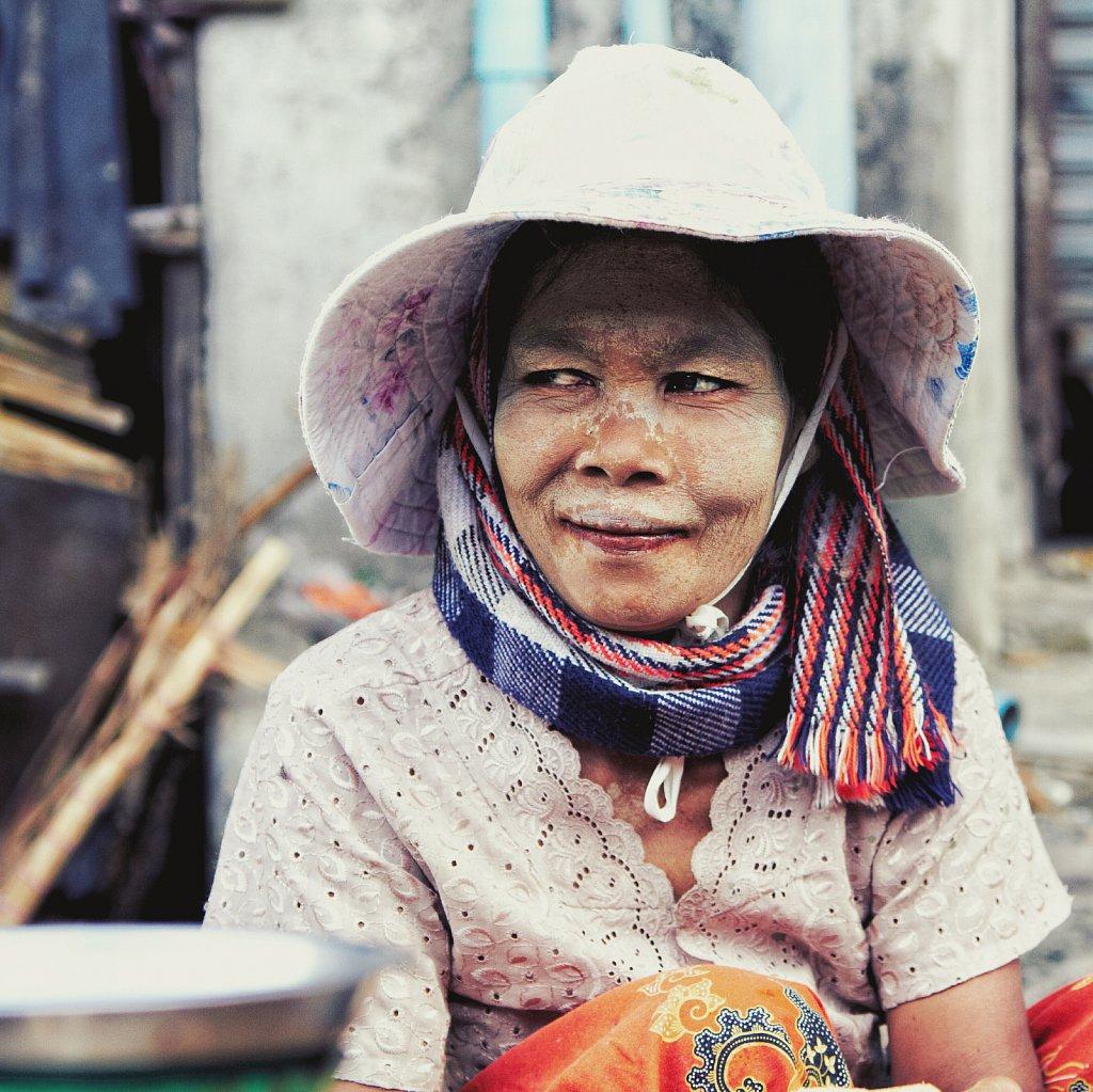 Witch, Burma