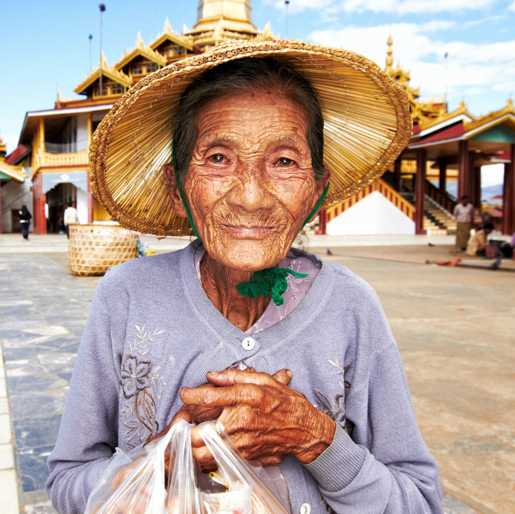Granny, Burma